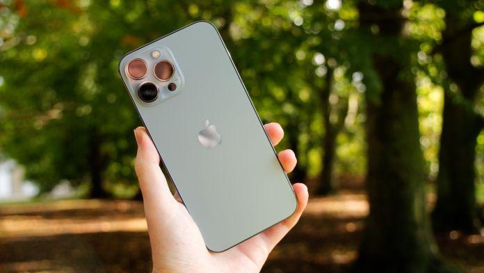 iPhone 13 Pro Max test