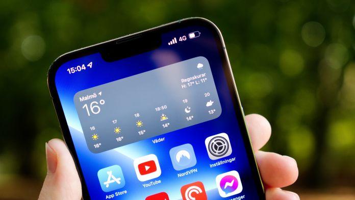 Recension Apple iPhone 13 Pro Max